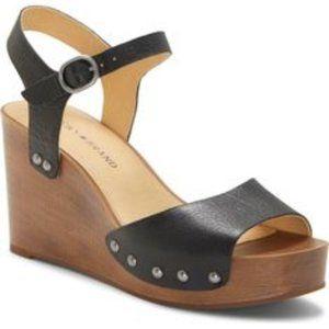 Lucky Brand Zashti Wedge Sandals